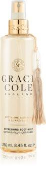 Grace Cole Nectarine Blossom & Grapefruit telová hmla