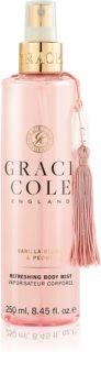Grace Cole Vanilla Blush & Peony Raikastava Sumu Vartalolle