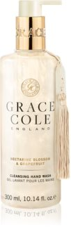 Grace Cole Nectarine Blossom & Grapefruit reinigende Flüssig-Handseife