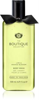 Grace Cole Boutique Lime & Orange Blossom Shower Gel
