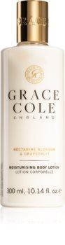Grace Cole Nectarine Blossom & Grapefruit ošetrujúce telové mlieko