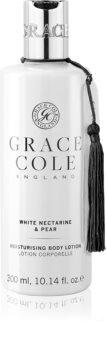 Grace Cole White Nectarine & Pear leite corporal hidratante