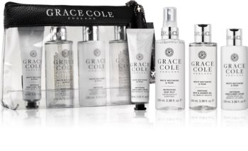 Grace Cole White Nectarine & Pear kit da viaggio I.