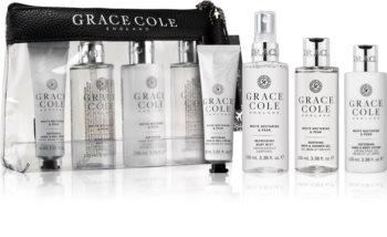 Grace Cole White Nectarine & Pear Travel Set I.
