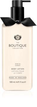 Grace Cole Boutique Oud & Cassis tělové mléko