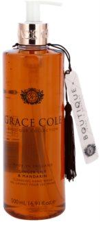 Grace Cole Boutique Ginger Lily & Mandarin sabonete líquido para mãos