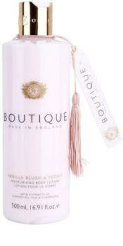 Grace Cole Boutique Vanilla Blush & Peony leite corporal hidratante