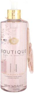 Grace Cole Boutique Vanilla Blush & Peony tekuté mýdlo na ruce