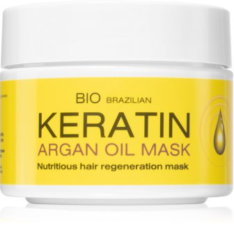 Green Bio Argan Oil маска для волос с аргановым маслом