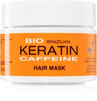 Green Bio Caffeine vyživující maska na vlasy s kofeinem