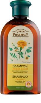 Green Pharmacy Hair Care Calendula Schampo För normalt till fett hår