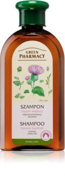 Green Pharmacy Hair Care Greater Burdock Shampoo  tegen Haaruitval