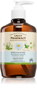 Green Pharmacy Hand Care Chamomile savon liquide