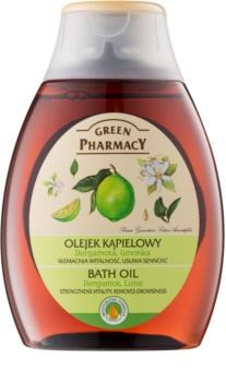 Green Pharmacy Body Care Bergamot & Lime huile de bain