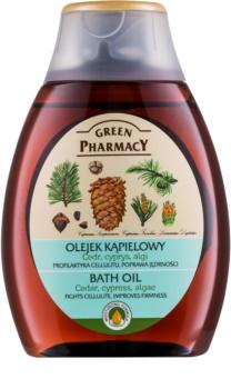 Green Pharmacy Body Care Cedar & Cypress & Algae ulei pentru baie