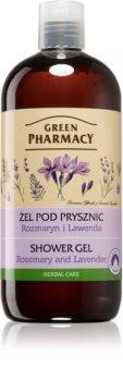 Green Pharmacy Body Care Rosemary & Lavender tusfürdő gél