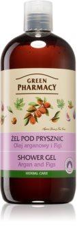 Green Pharmacy Body Care Argan Oil & Figs gel de duche