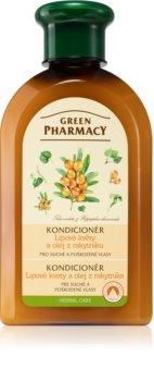 Green Pharmacy Herbal Care kondicionáló száraz és sérült hajra