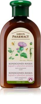 Green Pharmacy Hair Care Burdock Oil balzsam hajhullás ellen
