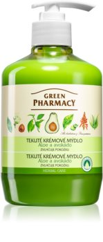 Green Pharmacy Hand Care Aloe savon liquide