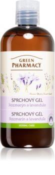 Green Pharmacy Body Care Rosemary & Lavender upokojujúci sprchový gél