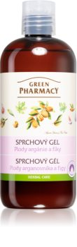 Green Pharmacy Body Care Argan Oil & Figs feuchtigkeitsspendendes Duschgel
