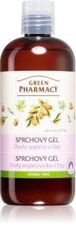 Green Pharmacy Body Care Argan Oil & Figs gel de dus hidratant