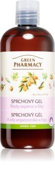 Green Pharmacy Body Care Argan Oil & Figs gel douche hydratant