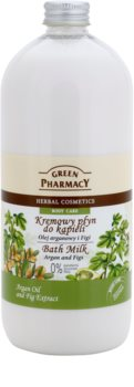 Green Pharmacy Body Care Argan Oil & Figs mlieko do kúpeľa