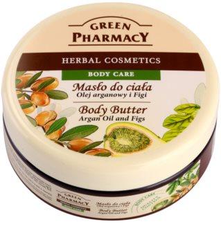 Green Pharmacy Body Care Argan Oil & Figs manteiga corporal