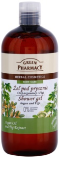 Green Pharmacy Body Care Argan Oil & Figs gel de duche
