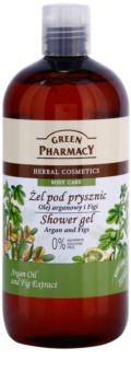 Green Pharmacy Body Care Argan Oil & Figs gel doccia