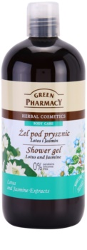 Green Pharmacy Body Care Lotus & Jasmine gel de duș