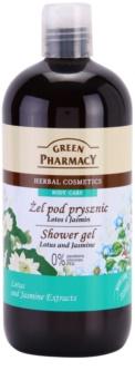Green Pharmacy Body Care Lotus & Jasmine Suihkugeeli