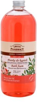 Green Pharmacy Body Care Muscat Rose & Green Tea пяна за вана
