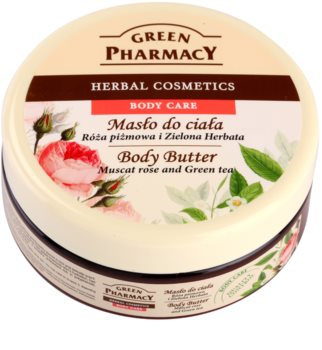 Green Pharmacy Body Care Muscat Rose & Green Tea масло за тяло