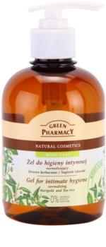 Green Pharmacy Body Care Marigold & Tea Tree gel per l'igiene intima