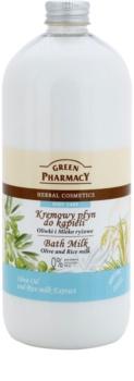 Green Pharmacy Body Care Olive & Rice Milk Bademælk