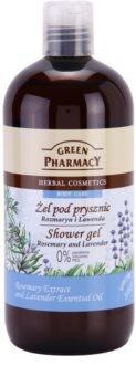 Green Pharmacy Body Care Rosemary & Lavender gel de duche