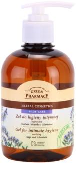 Green Pharmacy Body Care Sage & Allantoin gel lenitivo per l'igiene intima