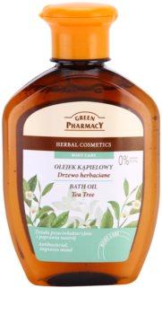 Green Pharmacy Body Care Tea Tree óleo de banho