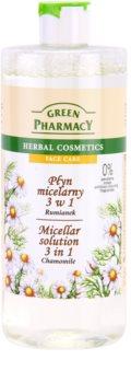 Green Pharmacy Face Care Chamomile acqua micellare 3 in 1