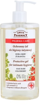Green Pharmacy Pharma Care Oak Bark Cranberry Beskyttelsesgel til intimhygiejne