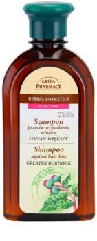 Green Pharmacy Hair Care Greater Burdock шампунь против выпадения волос