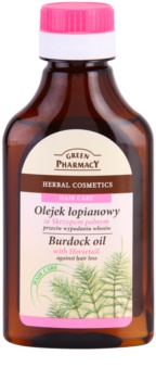 Green Pharmacy Hair Care Horsetail Kardborreolja för att behandla håravfall