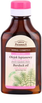 Green Pharmacy Hair Care Horsetail ulje čička protiv gubitka kose