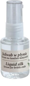 Green Pharmacy Hair Care Liquid Silk Serum voor Breekbare Haarpunten