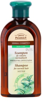Green Pharmacy Hair Care Nettle shampoing pour cheveux normaux