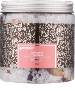 Greenum Rose sel de bain
