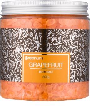 Greenum Grapefruit Badesalt